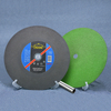 355mm 14'' En12413 Standard Flat-Shaped Corundum Resin Stainless Steel Cutting Wheel